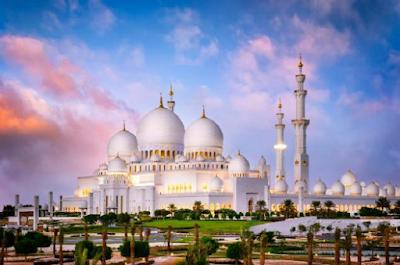 Kosakata bahasa Arab tentang Masjid dan artinya
