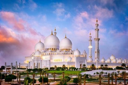Daftar Perlengkapan Masjid Dalam Bahasa Arab