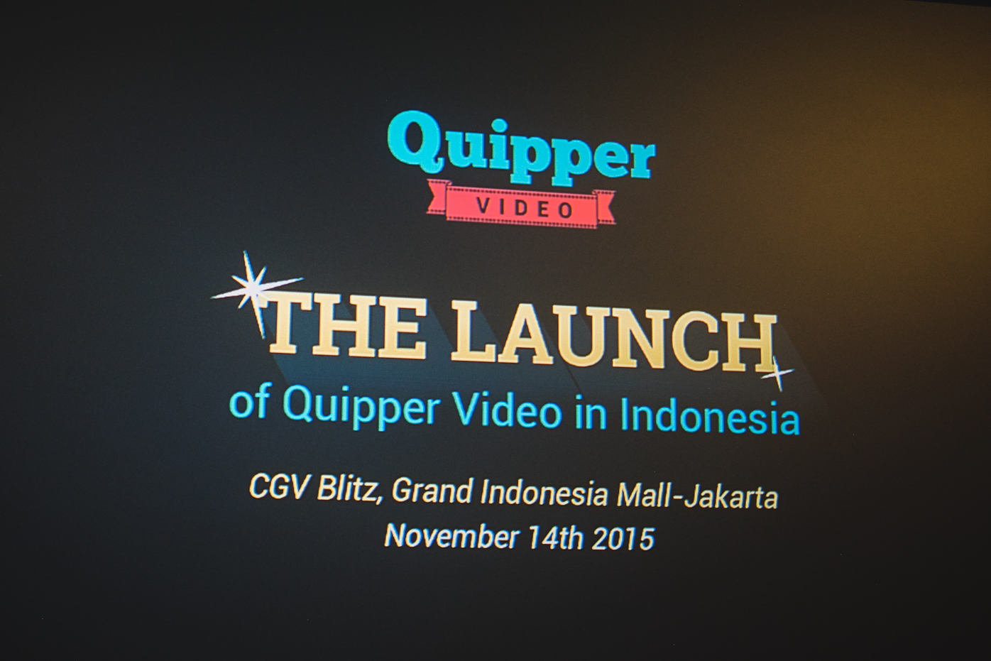 Quipper Video Indonesia Grand Launching Eatandtreats Indonesian Sbmptn Before I Talked About The Event Want To Explain More A Little Information London Based Company Expanded Their Network