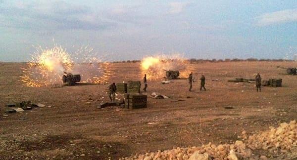 الجيش السوري يحبط هجوم للمسلحين على نقاط عسكرية بريف القنيطرة الشرقي
