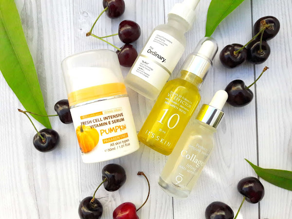 Let's talk about serums