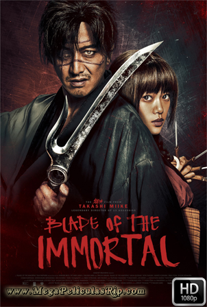 La Espada Del Inmortal [1080p] [Latino-Japones] [MEGA]