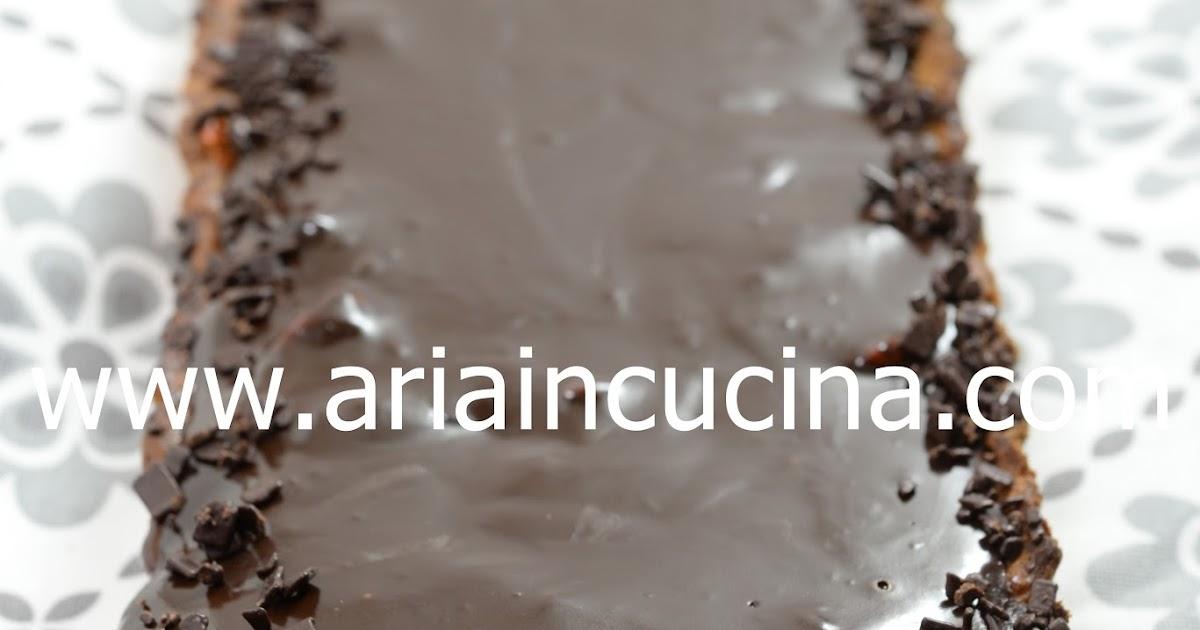 Tarte pomodori confit e cioccolato fondente