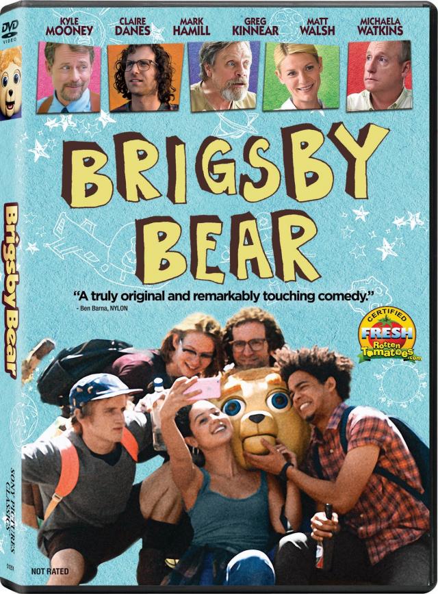 Gấu Brigsby - Brigsby Bear (2017)