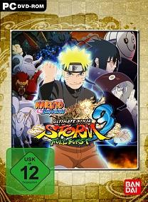 Naruto Shippuden Ultimate Ninja Storm 3 Full Burst MULTi6-PROPHET