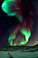 A memorable Aurora over Norway
