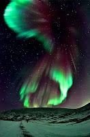 A memorable Aurora over Norway