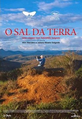 O Sal da Terra - documentário - filme