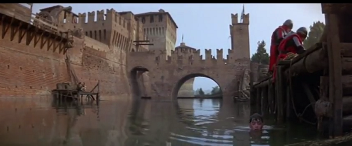 La maledizione del castello 1997 full vintage movie - 3 part 5