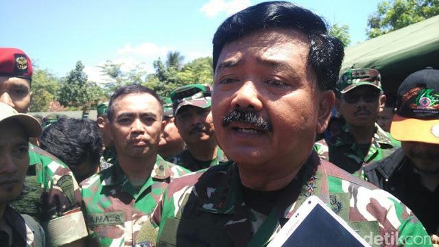 Cek Kasus 31 Pekerja Tewas Ditembak, Panglima TNI Tiba di Papua