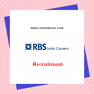 RBS Chennai Walk-IN 2019 for Customer Service & Operations Analyst posts