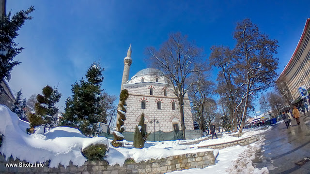 Yeni Mosque - Bitola, Macedonia