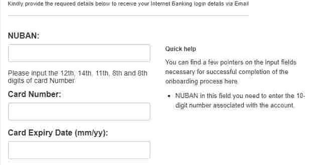 TECHLASS: GTB Internet Banking Login Details