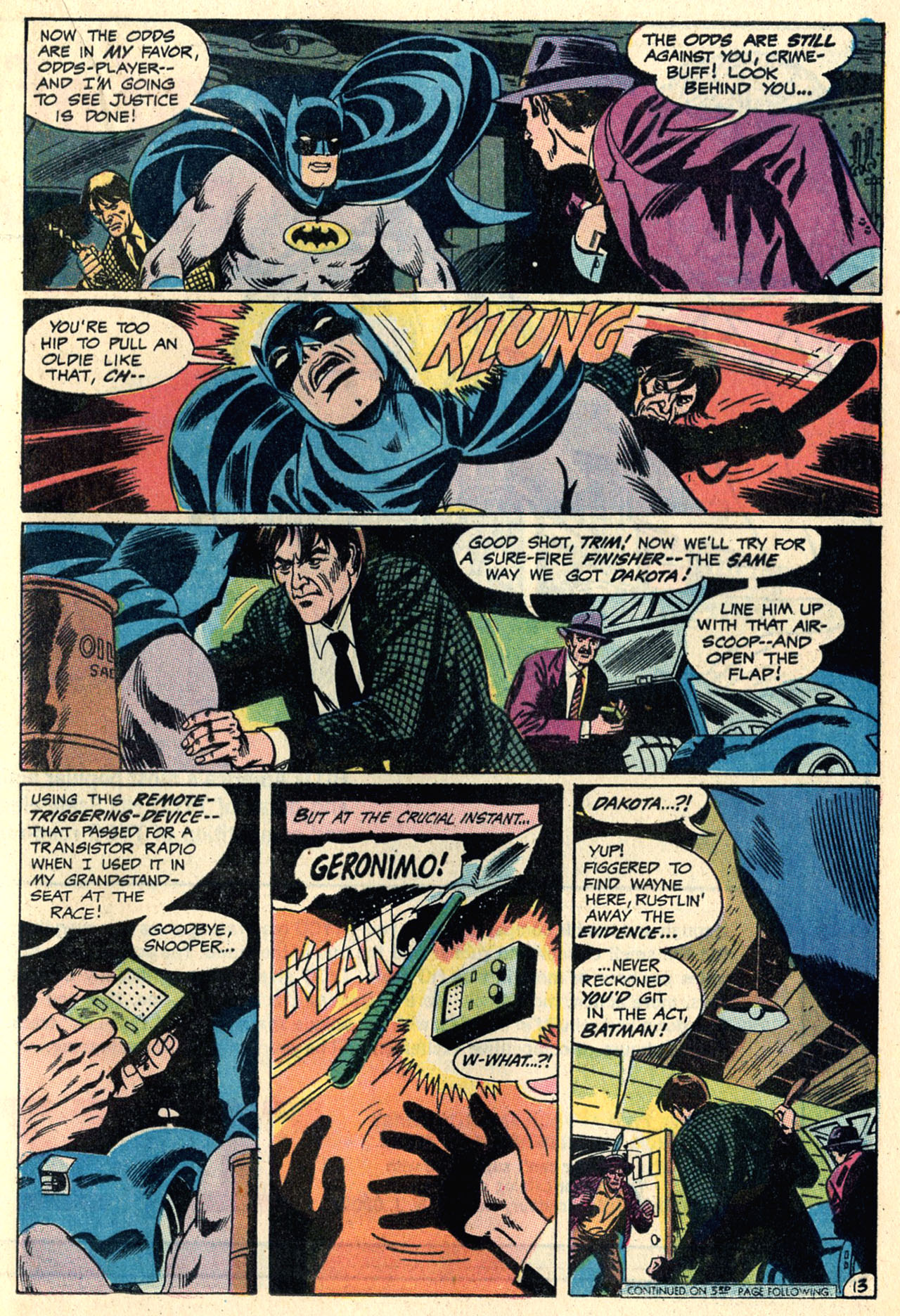 Detective Comics (1937) 394 Page 16