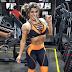 Vídeos do treino de quadríceps da Vivian Cristinelle