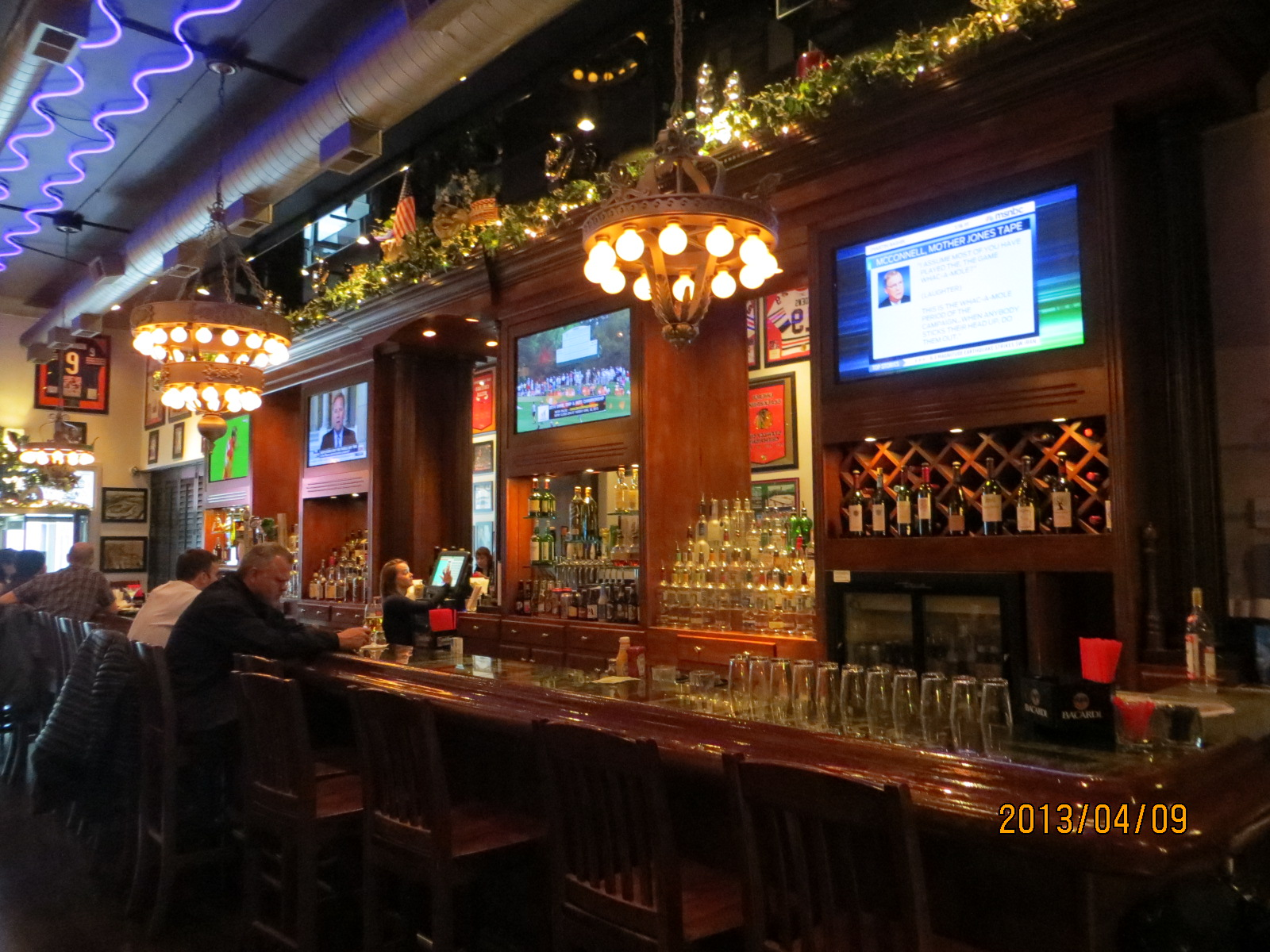 Jeeps Pubs Taverns and Bars: Rudy's Bar and Grille (Chicago)