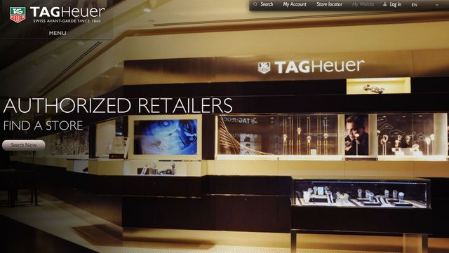 Tag Heuer Retailers
