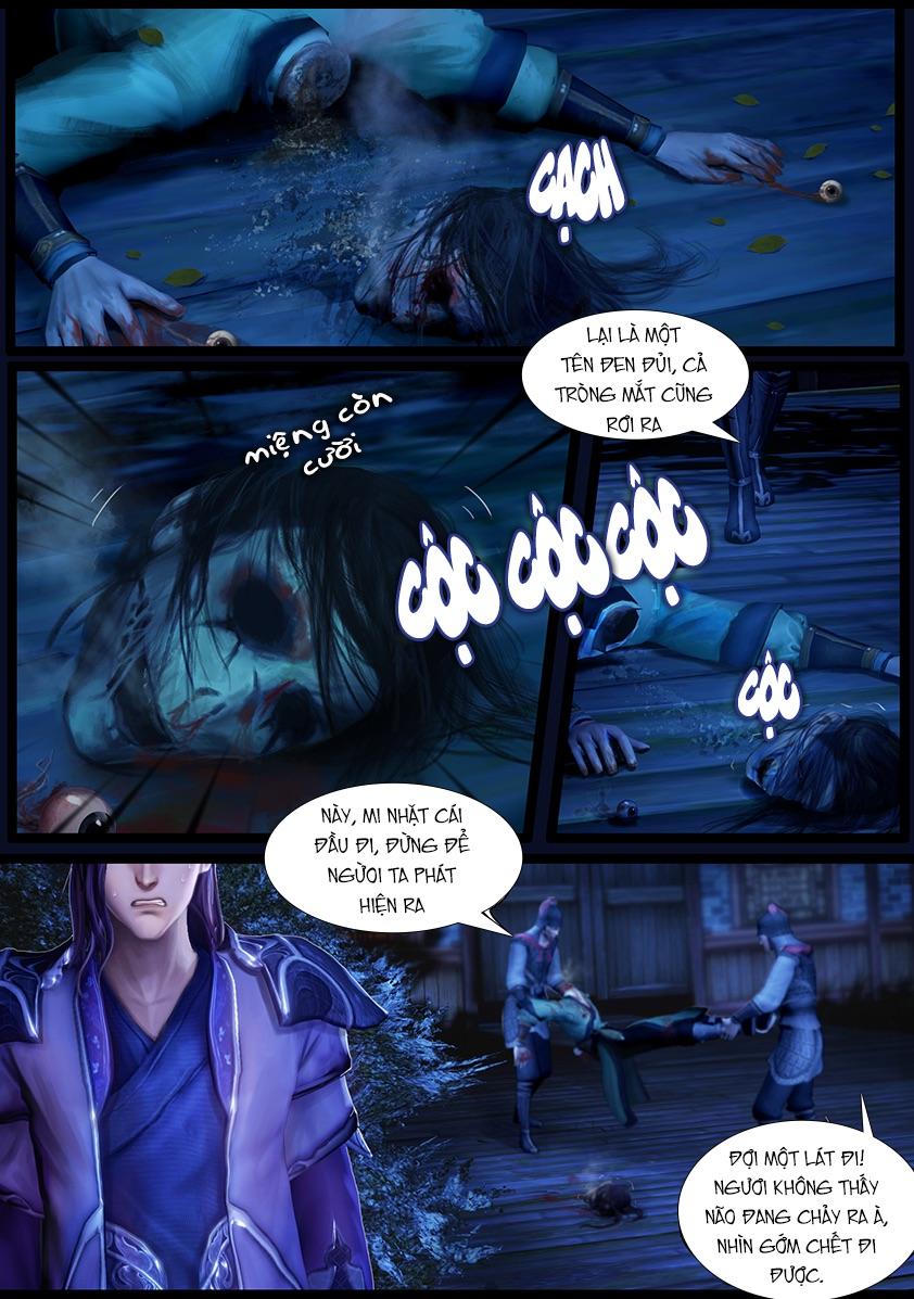 Thủ Mộ Bút Ký - Chapter 36: Quái Tử Tướng - Pic 12