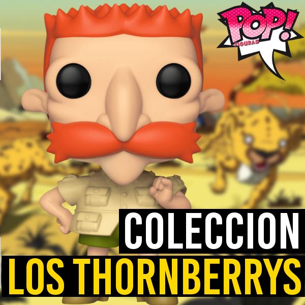 Figuras Funko Pop Lista Y: Funko POP Los Thornberrys - 🎃 Figuras Funko POP