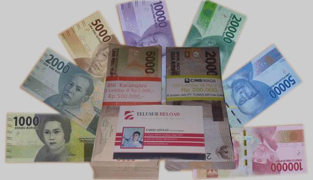 Cara Tukar Uang Pecahan Baru 2000, 5000, 10000 di Bank