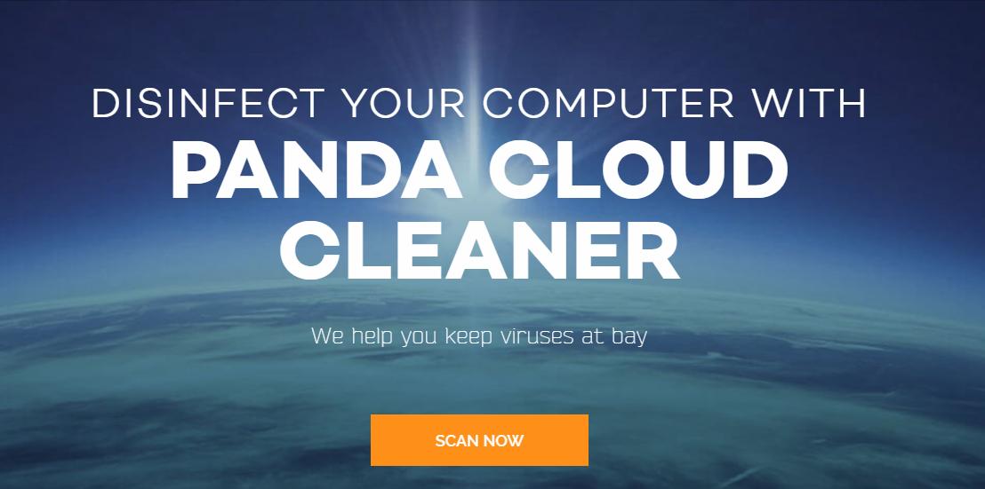 Panda Cloud Cleaner 免費雲端掃毒和系統清理工具