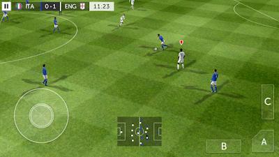 First Touch Soccer 2015 v2.0.9 MOD APK+DATA