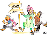 Darah yang Halal dan yang Haram