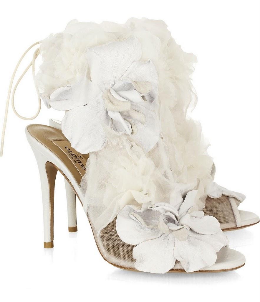 4473ed1b0b1b White Valentino Shoes
