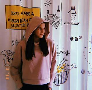 Profil Biodata dan Foto Artis Cantik Dame Aning Melati pemeran tasya di sinetron Catatan Harian Aisha
