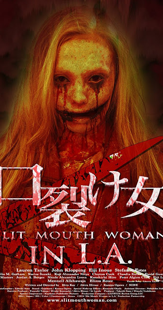 Slit Mouth Woman in LA (2014) ταινιες online seires oipeirates greek subs