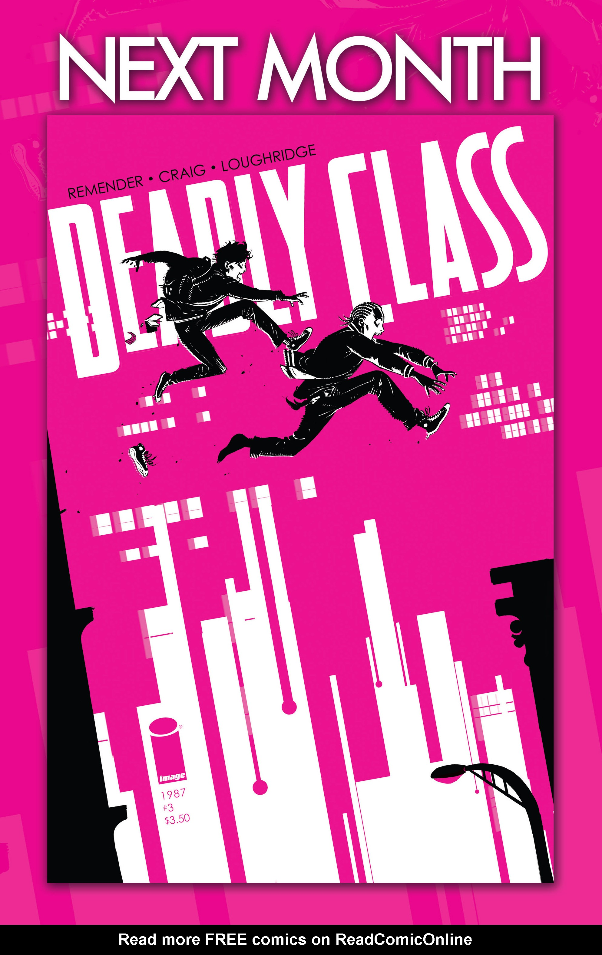 Read online Deadly Class comic -  Issue #2 - 35