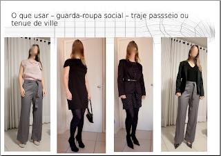 9050bb74c O que usar – guarda-roupa social - OCASIÕES ESPECIAIS