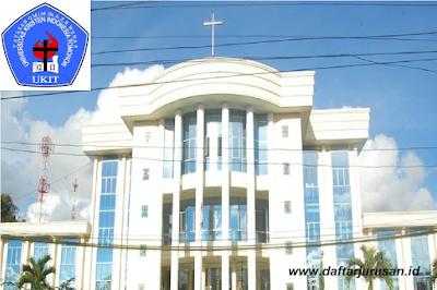 Daftar Fakultas dan Program Studi UKIT Universitas Kristen Indonesia Tomohon