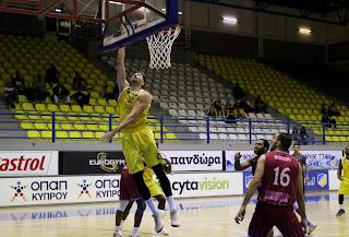 Σημαντική 3η νίκη, ΑΠΟΕΛ 82-75 ΕΝΠ (#4η αγωνιστική)