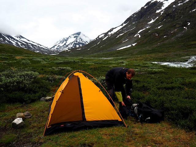 Stan, Spiterstulen, Norsko, trek, příroda