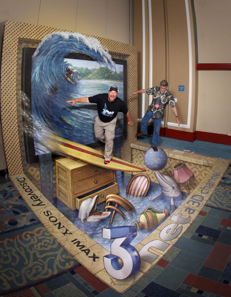 14-Catching-the-Wave-Kurt-Wenner-3D-Street-Pavement-Art-Painting-www-designstack-co