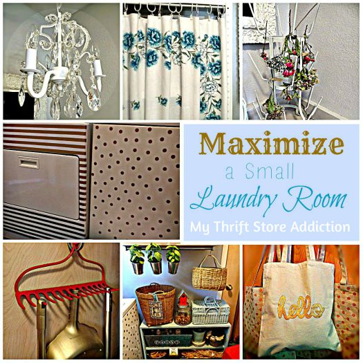 $200 laundry room makeover