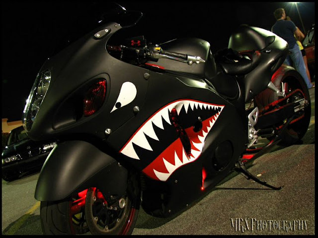 Sharktooth 'Busa -  Image MRX Photography
