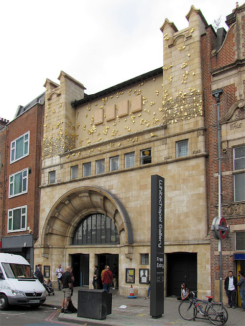 Whitechapel Gallery, Whitechapel High Street, Tower Hamlets, London