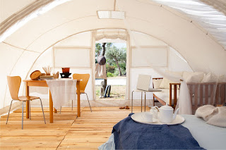 Ctents Luxury Glamping suite