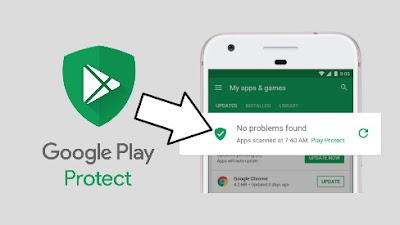 Google Play Protect Antivirus Terbaik untuk Android