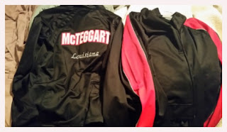 Sport-Tek LST92 Ladies Piped Tricot Track jacket vs team jacket