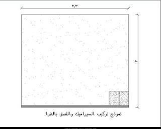 كتاب اعمال السيراميك pdf لتخصص الانشاءات المعمارية