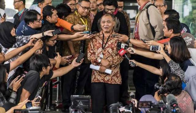 KPK Menetapkan Bupati Nganjuk Taufiqurrahman sebagai Tersangka