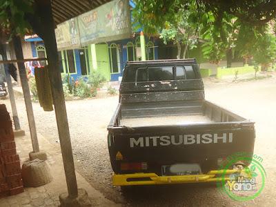 FOTO 2 : Dedi Kusriadi Subang, Jabar   Pembeli Benih Padi TRISAKTI 75 HST Panen  dan NAZWA 80 HST Panen