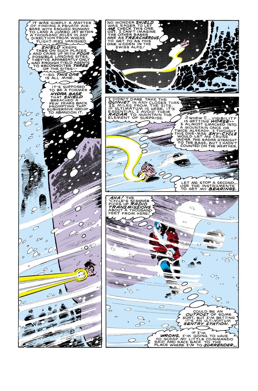 Captain America (1968) Issue #321 #249 - English 13