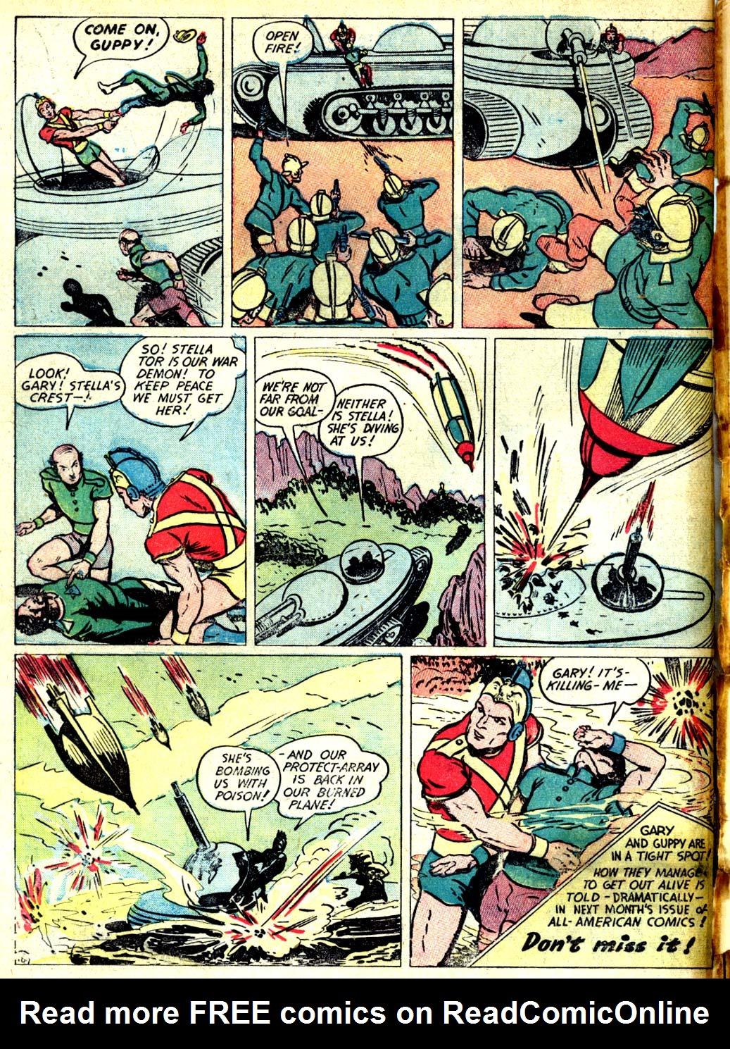 Read online All-American Comics (1939) comic -  Issue #10 - 66
