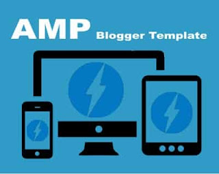 Blog de blogger compatible con AMP