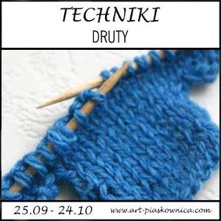 """TECHNIKI """"druty"""" - edycja sponsorowana"""