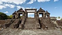 gerbang ratu boko